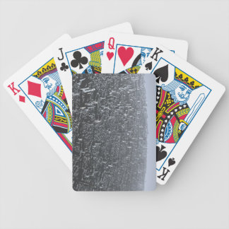 Techno World Bicycle Playing Cards