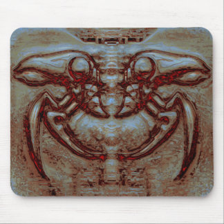 Technoglyph Blood Mouse Pad