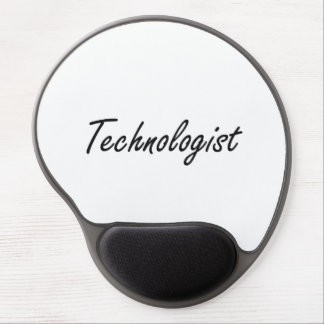 Technologist Artistic Job Design Gel Mouse Pad