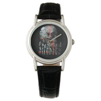 Technology Minded Skull Logo, Watch