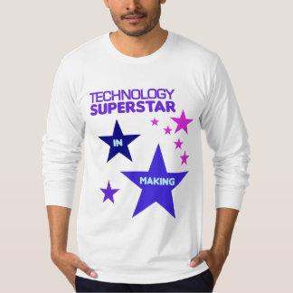 Technology Superstar shirt