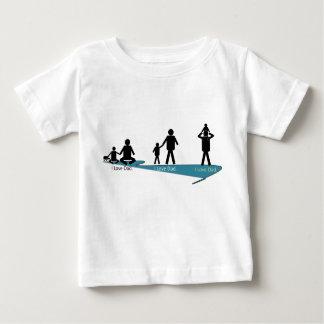 TechWords - I Love Dad Shirt - Warm Relationship