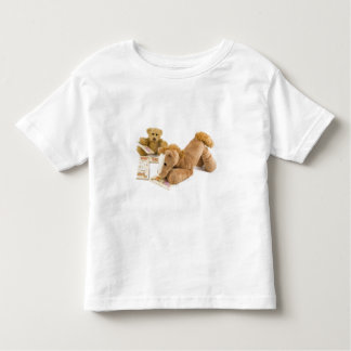 Ted and Horse domino game T-shirts