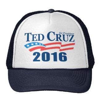 Ted Cruz 2016 Cap