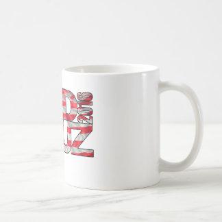 Ted Cruz 2016 (flag) Basic White Mug
