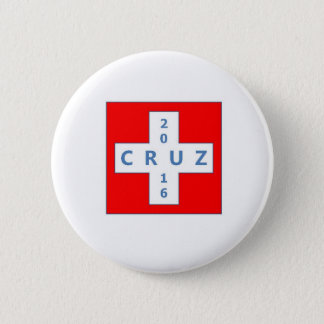 Ted Cruz 2016 Presidential campaign button
