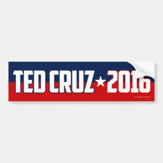Ted Cruz 2016 - Republican Presidential Candidate Bumper Sticker