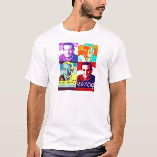 Ted Cruz: Bold Colors, No Pale Pastels T-Shirt