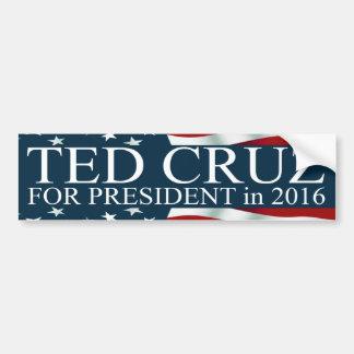 Ted Cruz for President 2016 Bumper Sticker