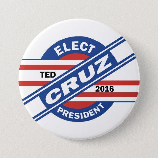 Ted Cruz for President 7.5 Cm Round Badge