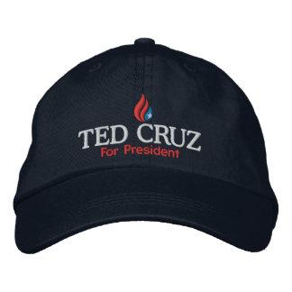 Ted Cruz for President Custom Baseball Hat Cap Embroidered Baseball Caps