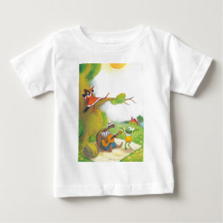 Ted, Ed and Caroll The Picnic 1 Baby T-Shirt