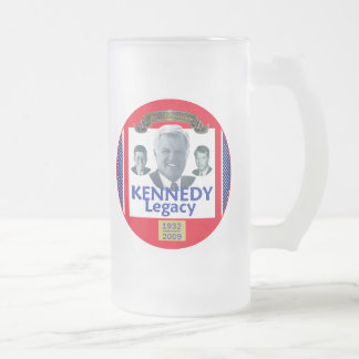 Ted Kennedy 2009 Legacy Mug