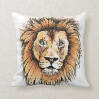 Ted the Lion Cushion