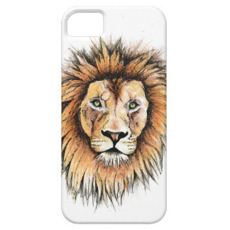 Ted the Lion iPhone Case