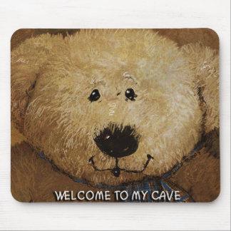 Teddie Bear Mouse Mat