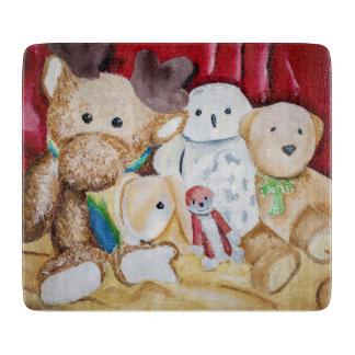 Teddies Chopping Board