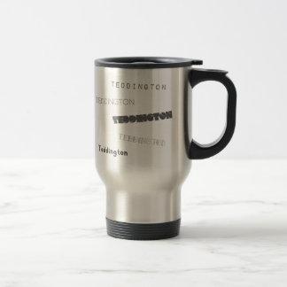 Teddington Fonts Travel Mug