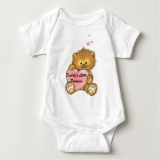 teddy32, Daddy's Little Princess Tee Shirts