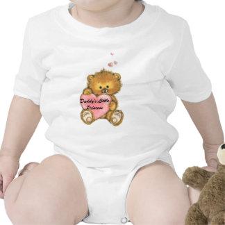teddy32, Daddy's Little Princess Tshirts