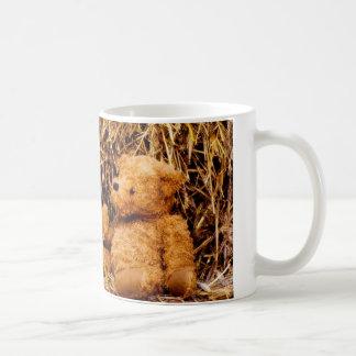 Teddy 02 basic white mug