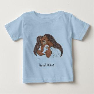 Teddy Angel Baby T-Shirt