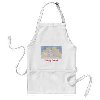Teddy Bare! Aprons