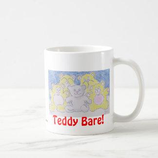 Teddy Bare! Basic White Mug