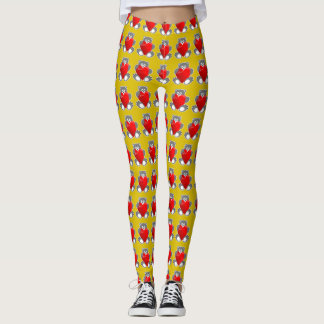 TEDDY BEAR-9 LEGGINGS