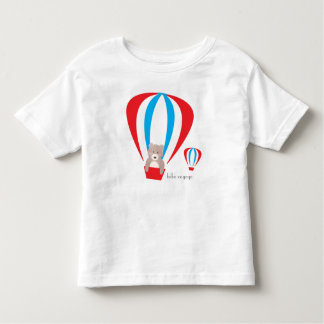 Teddy Bear Balloon Toddler Tee