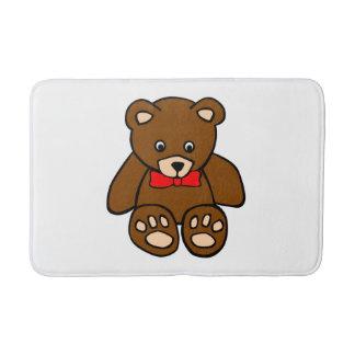 Teddy Bear Bath Mats