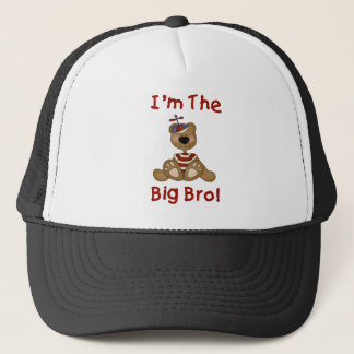 Teddy Bear Big Bro Tshirts and Gifts Trucker Hat