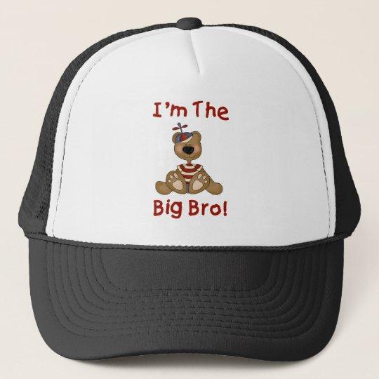 Teddy Bear Big Bro Tshirts and Gifts Trucker