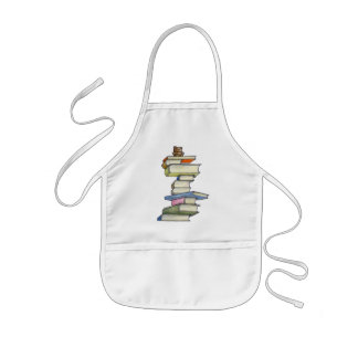 Teddy Bear Books Apron