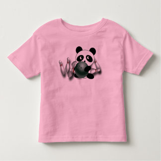 Teddy Bear Bowling Toddler T-Shirt