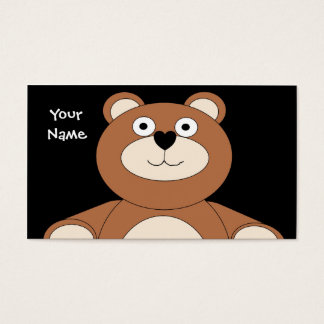 Teddy Bear Business Card