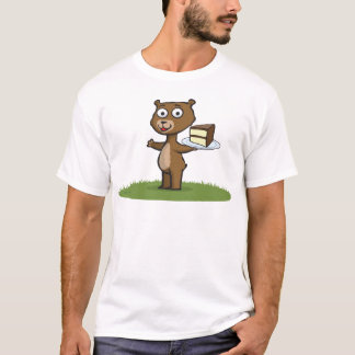 Teddy Bear Cake T-Shirt
