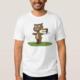Teddy Bear Cake Tee Shirt