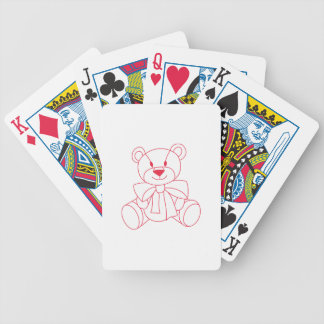 Teddy Bear Card Decks