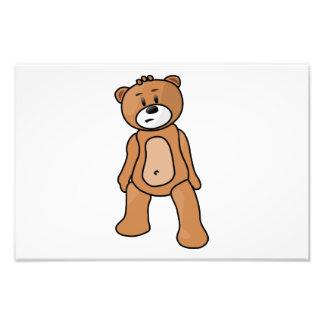 Teddy bear cartoon photograph