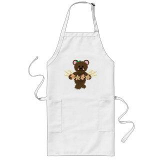 Teddy Bear Christmas Apron