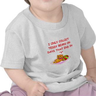 teddy bear collector shirts