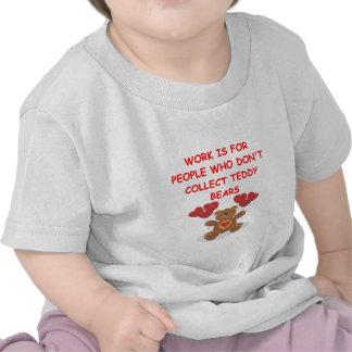 teddy bear collector tee shirts