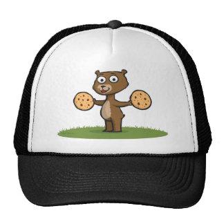Teddy Bear Cookies Trucker Hat