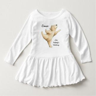 Teddy Bear Dance Like Nobody's Watching Dress