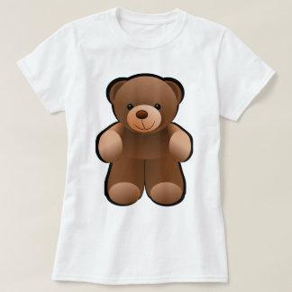 Teddy Bear Design T-Shirt