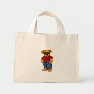 Teddy Bear Diaper Bag