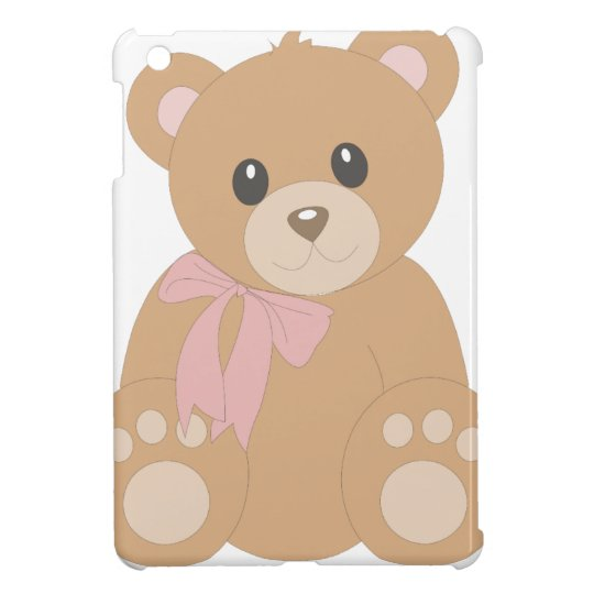 """Teddy Bear"" for Girls Case For The iPad Mini"
