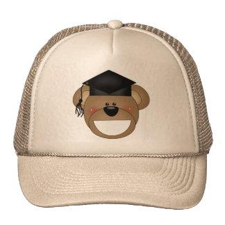 Teddy Bear Graduation T-shirts and Gifts Trucker Hats