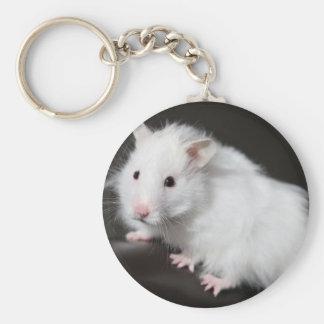 Teddy Bear Hamster Keychains
